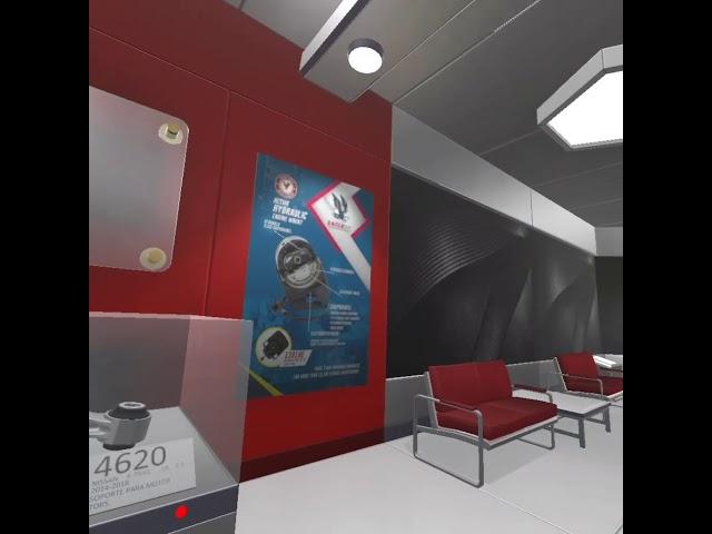 VAZLO Showroom - VR
