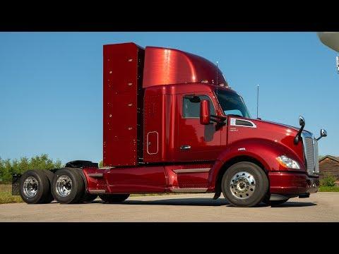 Toyota Fuel Cell Hydrogen Heavy-duty Truck Zero Emission Project Portal 2.0