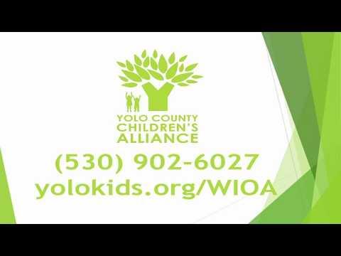 PSA Day 2018 -  Yolo County Children's Alliance
