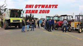 Dni Otwarte W Zespole Szkół Mechanizacji Rolnictwa w Piątku  2019 ✪Pokaz maszyn !!! 5 kwietnia✪