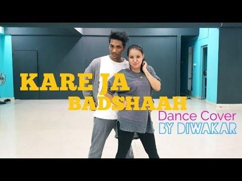Kareja (Kare Ja) | Dance Cover | Badshah Feat. Aastha Gill | Diwakar's Choreography.