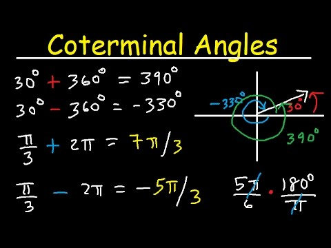 trigonometry how to find the degrees