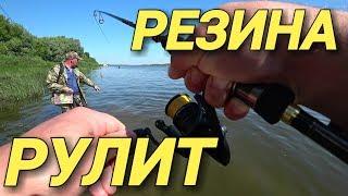Рыбалка на Оке.Ловля щуки и окуня