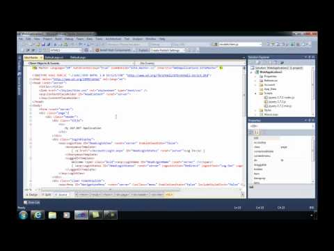 HTML5 Development For ASP.NET Developers - Module 1 - Hello JQuery
