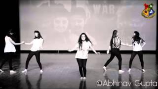 CHITKARA UNIVERSITY | EYC | EPIC YOUTH CLUB | CIVIL WAR | WESTERN DANCE