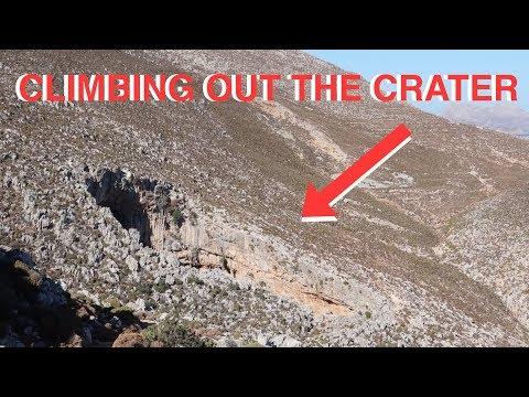 CRATER CLIMBING | VLOG #88