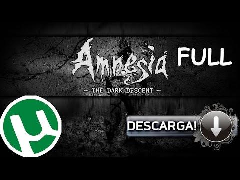 Descargar Amnesia The Dark Descent Full Torrent