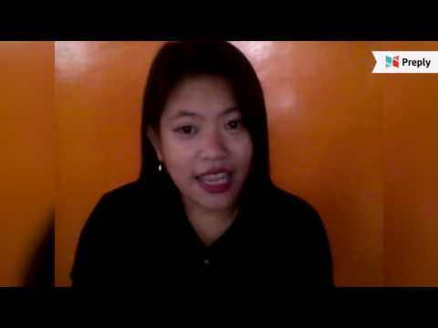 Experienced English tutor from the Philippines can teach various English subjects