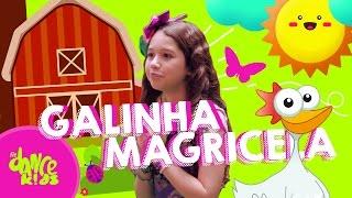 Baixar Galinha Magricela - A turma do Balão Mágico - Coreografia | FitDance Kids