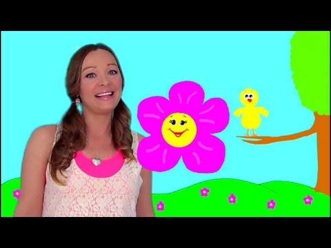 Cute Song for Children - La La La