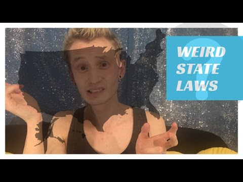 You Wouldn't Believe Some Laws SC Has!