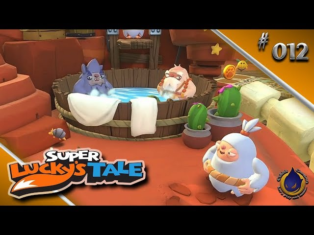 FRUCHTIG FRISCHE YETIS 🍀 Let's Play SUPER LUCKY'S TALE #012