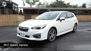 【統哥】同級空間、安全、4WD兼具:2017 Subaru Impreza試駕