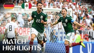 Germany v Mexico | 2018 FIFA World Cup | Match Highlights