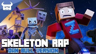 "MINECRAFT SKELETON RAP | ""I've Got A Bone"" 