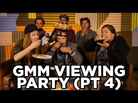 Cinema Roll Taste Test   GMM Viewing Party Pt 4