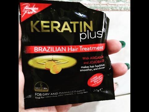 KERATIN PLUS BRAZILIAN HAIR TREATMENT
