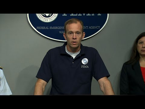 FEMA: Harvey Relief Still in 'Life-saving' Mode