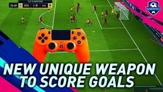 FIFA 19 MY NEW SECRET WEAPON TO SCORE EASY GOALS! YOU MUST LEARN THIS TUTORIAL TO GET BETTER