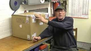 R-Tech Welding MIG180 Mig Welder Review Part1