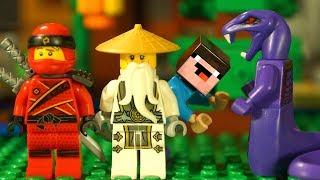 Лего Ниндзяго 🔝5️⃣  и Лего НУБик Майнкрафт - Мультики Все Серии Подряд СБОРНИК Видео для Детей