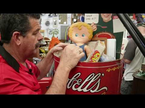 Long Beach Antique Malls & Swap Meet - Stealing America, One Car at a Time - Episode 6