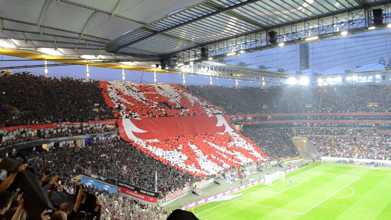 Eintracht Lied Schwarz-Weiß Wie Schnee