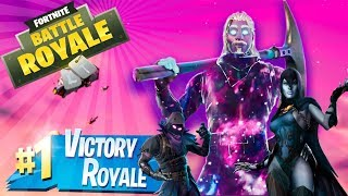 FORTNITE: CONTA MAIS VALUABLE 💎 - RARE SKINS + SKIN GALAXY