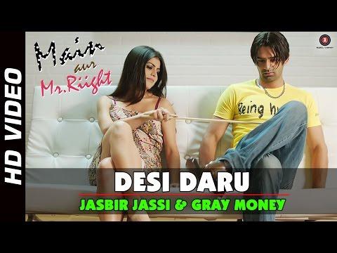 Desi Daru Official Video | Main Aur Mr. Riight | Barun Sobti & Shenaz Treasury | Jaidev Kumar