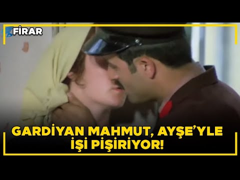 Firar Film   Gardiyan Mahmut, Ayşe'yi İkna Ediyor!