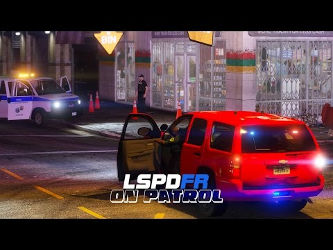 LSPDFR - Day 408 - Clothing Store Robbery