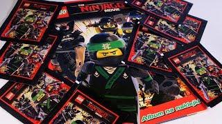 LEGO® N NJAGO™ Film • Album and saszetki niespodzianki