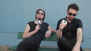 Japandroids' favourite albums & Australian artists of 2016