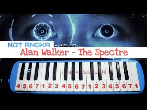 not-pianika-the-spectre-alan-walker