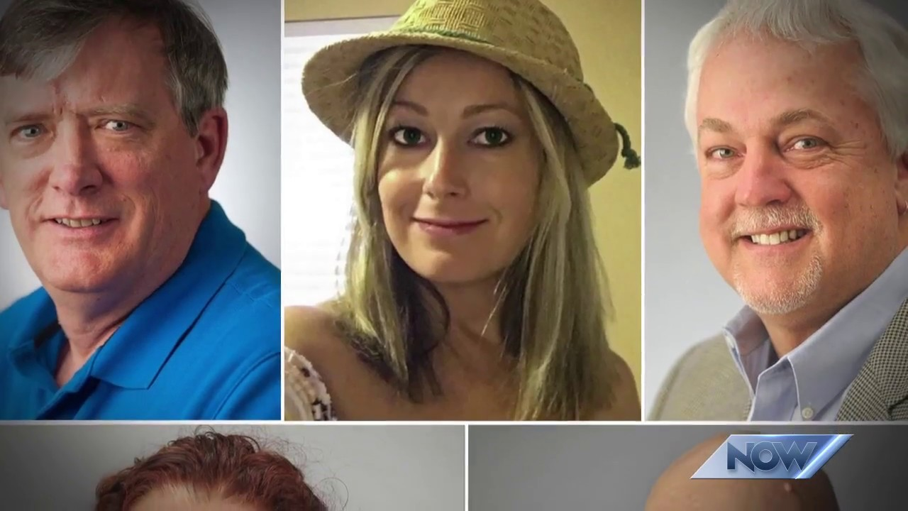capital gazette shooting victims - 1200×630