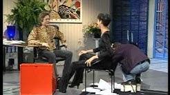 Schmidteinander, Folge 24 vom 21.02.1993, Interview mit Carol Campbell