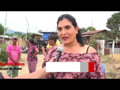Microinformativo Yo Soy de Chone | Ayuda a damnificados por incendio