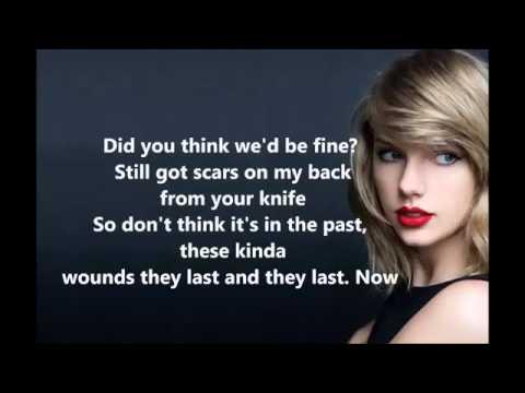 Taylor Swift - Bad Blood ft. Kendrick...