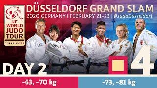 Düsseldorf Grand Slam 2020 - Day 2: Tatami 4