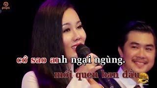 [Karaoke] Liên Khúc Tình Nghèo Có Nhau - Lưu Ánh Loan ft nhiều Ca sĩ
