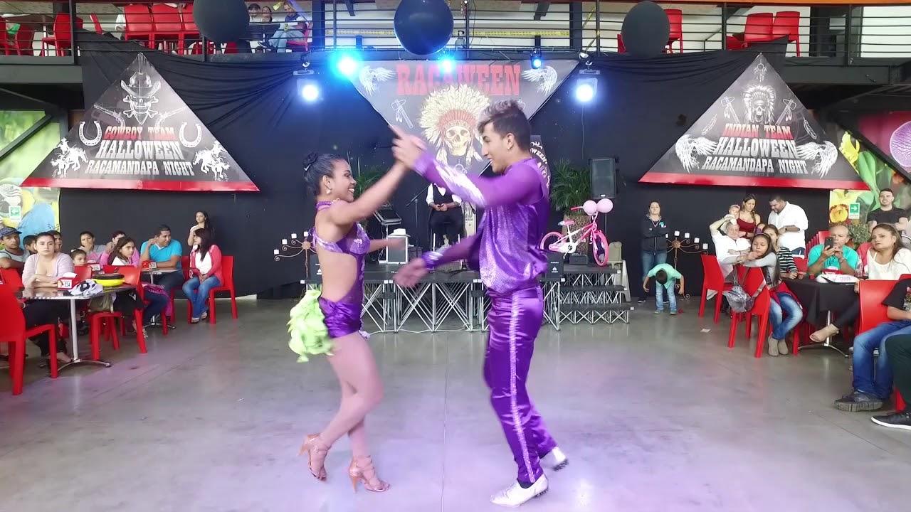 Show Bolero Pareja