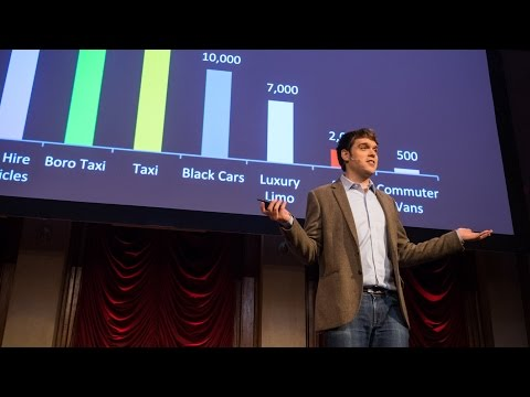 How we found the worst place to park in New York City — using big data | Ben Wellington |TEDxNewYork