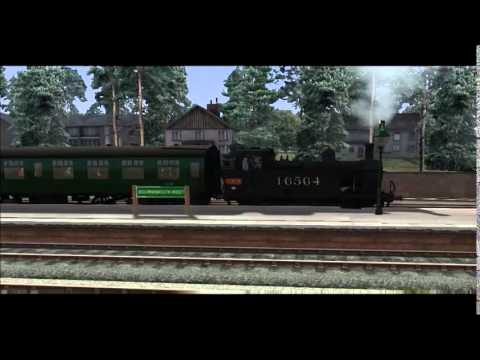 Bournemouth West station CGI