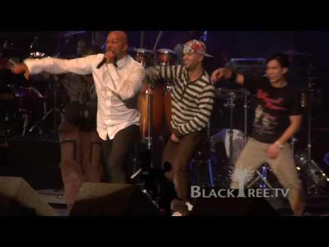Universal Mind Control: Common 'Breaks' It Down @ Hip Hop 101 (HD)