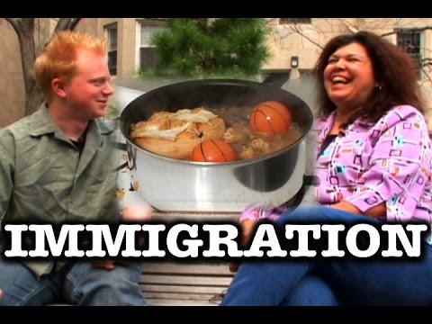 Joe Investigates Immigration (Classic)