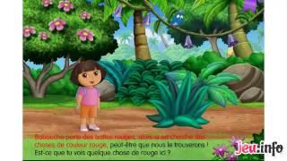 Jeu Dora l'exploratrice Ou est Babouche iPhone