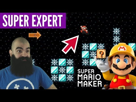 The 2 for 1 Run | Super Expert No Skip Challenge | Mario Maker [#38]