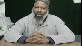 Siraj Wahhaj - How I came to Islam?