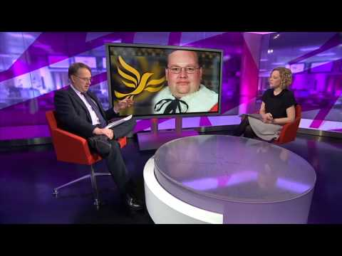 Clegg loses patience with Rennard