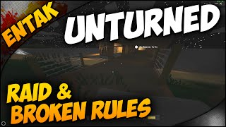 Unturned Multiplayer ➤ The Stakeout, Raid, Broken Rules, & Hunt For Explosives [#53]
